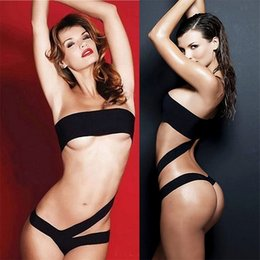 Swimsuit Wraps For Woman Australia - 2019 Hot Sell Sexy Sweety Wrap Brazilian Beach One Piece Swimwear Swimsuit for Women Slim Fit Cover Belly Swimsuit Good elasticity