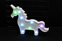 $enCountryForm.capitalKeyWord NZ - Lovely Mini 3D LED Unicorn Flamingo Night Lamp Cartoon Animal Night Lights Cactus Pineapple Desk Table Lamp For Baby Kids Gift