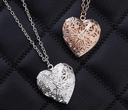 $enCountryForm.capitalKeyWord Australia - Hollow Heart Pendant Necklaces Fashion Jewelry LOVE Collares Geometric Charm Necklace Bijoux NEW Arrival 2018