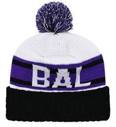 $enCountryForm.capitalKeyWord NZ - 2019 Unisex Autumn Winter hat Sport Knit Hat Custom Knitted Cap Sideline Cold Weather Knit hat Warm Ravens Beanie Skull Cap 03