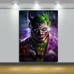 $enCountryForm.capitalKeyWord Australia - Anime Joker Poster HD Canvas Print Painting Modern Wall Art For Living Room Home Decor Unframed No Frame