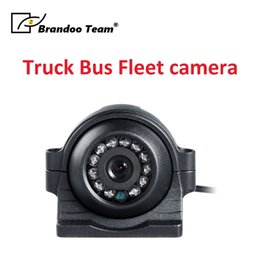Wholesale Analog MP AHD MP AHD Waterproof Side view IR car camera V for taxi automobile bus and truck used metal housing