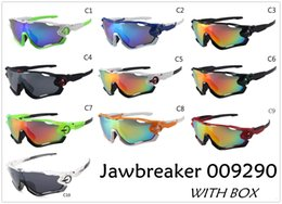 a1001bca04 Wholesale Men Women S Jawbreaker 009290 Outdoor Sport Cycling Sunglasses  100% UV400 Glasses Brand New Come With Box And Cloth Baby Sunglasses  Designer ...