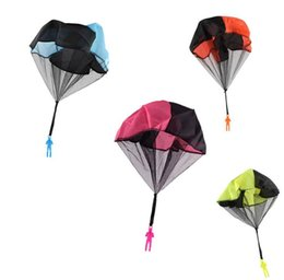$enCountryForm.capitalKeyWord Australia - Free DHL Hand Throwing Mini Play Soldier Parachute Toys For Kids Outdoor Fun Sports Children's Educational Skydiver Game for kids toys