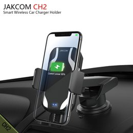 Smart Watch Phone Touch Australia - JAKCOM CH2 Smart Wireless Car Charger Mount Holder Hot Sale in Cell Phone Chargers as oukitel touch screen led watch men watches
