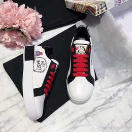 men shoes sneakers zipper 2020 - Fashion Designer Sneaker Man Woman Arena Casual Shoes Genuine Zipper Race Runner Shoes Outdoors Trainers hc18040714 chea