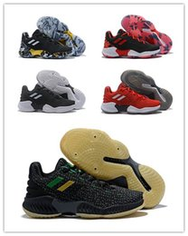 3bdb33320 2019 Low Pro Bounce Mens Basketball Shoes Unicorn PE Multicolor Men Brand  Designer Sneakers With Box Size 40-46