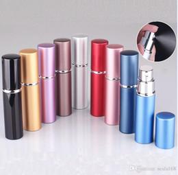 $enCountryForm.capitalKeyWord Australia - 5ml Mini Perfume Spray Bottle Portable Refillable Atomizer Empty Bottles Essential Oils Diffusers Home Fragrances For Cosmetic HH9-2224