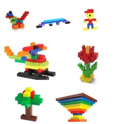 $enCountryForm.capitalKeyWord Australia - 660PCS Australia Rainbow Building Puzzle Hold Blocks DIY Particles Assembled Science and Education Children Play Block Puzzle Kids Toys
