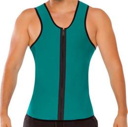 $enCountryForm.capitalKeyWord Australia - men Shaper Man Slimming Belt Belly Men Slimming Vest Abdomen Corset Neopren Sweat Waist Trainer Male 15pcs