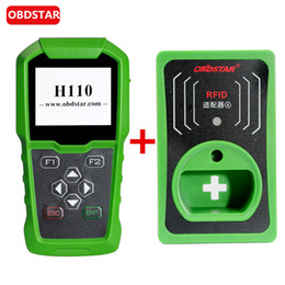 I Cables Australia - OBDSTAR H110 I+C for MQB Immobilizer and Dashboard Supports NEC+24C64 With RFID Adapter
