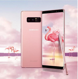 $enCountryForm.capitalKeyWord NZ - Refurbished samsung galaxy Note 8 N950U Single Sim Original Unlocked LTE Dual Rear 12.0MP 6.3inch Snapdragon 835 Fingerprint cellphone
