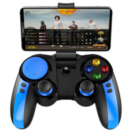 wholesale for android tv box NZ - 20pcs Hot C16 Bluetooth Wireless Gamepad Android IOS Phone Game Console PC TV Box Joystick VR Controller Mobile Joypad For GB CF Pubg Games