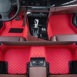 Flooring Accessories Australia - Car Wind car floor mat For kia sportage 2018 2011 rio 3 soul sorento 2011 carnival optima 2018 ceed accessories carpet rugs