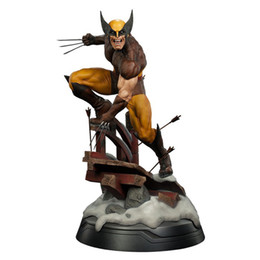 "$enCountryForm.capitalKeyWord Australia - Marvel X-men Dowin Wolverine Figure 1 6 Scale Logan Pvc Toy 10"" 26cm Q190604"