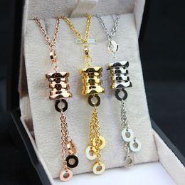 Necklaces Pendants Australia - New hot fashion pendant necklace Love Pendant Necklace women Stainless steel Short spring Necklace men style