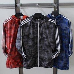StyliSh coatS for winter online shopping - Mens Designer Jacket New Stylish Men Thin Casual Designer Jacket Spring Autumn Winter Jackets Creative Coat Jacket For Man S XL Clothing