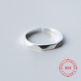 china smart ring UK - China good quality fashion 925 Sterling Silver finger ring settings without stones women cheap jewellery rhodium plated for smart women