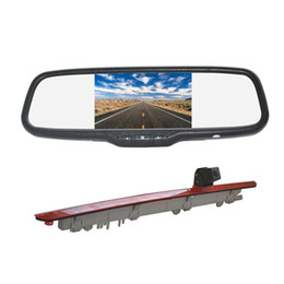 $enCountryForm.capitalKeyWord UK - Brake Light Parking Reverse Backup Camera Mirror Monitor Kit for Car Mercedes Benz Metris   Vito