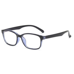 Chinese  New hot sale computer glass frame men and women glasses frame blue lens glasses UV protection Blu-ray glasses free shipping manufacturers