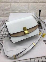 8V1T Crossbody Bag Luxury Famous Designer Flap Shoulder Bag Messenger Bag High Quality In Tago Cowhide Leather Genuine Leather Lags