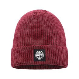Garden dome online shopping - The latest Italian famous bean man knitting cap classical sports skull cap women leisure outdoor stone card