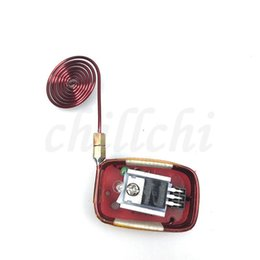 Freeshipping High power divider on the Tesla generator coil is commonly used to launch the head coil + main board + pipe 36V QZP-3