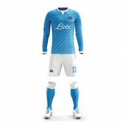 $enCountryForm.capitalKeyWord Australia - High quality custom team football uniforms for men blank jerseys soccer kits training suits breathable uniforms