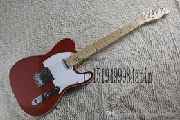$enCountryForm.capitalKeyWord NZ - ABC g Top Quality Lower Price Red color Guitars Telecaster Electric Guitar in stock guitar