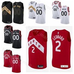 e5ac30d51ca1 Print Men Kids Women Raptors Jersey Basketball Kawhi Leonard Kyle Lowry  Marc Gasol Pascal Siakam Serge Ibaka Edition City Earned Shirts