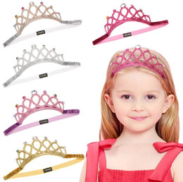 1pc New Cute Golden Butterfly Leaves Hairbands Girls Headwear Children Headbands Elastic Hair Bands Kids Hair Accessories Special Buy Accessories Hair Accessories