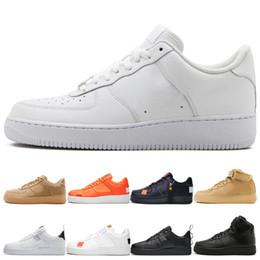 $enCountryForm.capitalKeyWord NZ - Classical Triple White low Basketball Shoes for men women designer orange utility black pack white flax low black men women Sports Sneakers