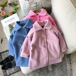 1fcb0a85fb5 Pink Denim Jackets NZ - 2019 New Winter Item Girl Thick Fashion Long frozen jacket  Coat