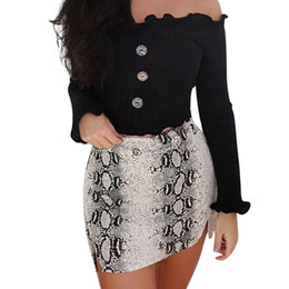 $enCountryForm.capitalKeyWord UK - Womens Ladies sexy mesh off shoulder crop shirts women cross lace-up wrap ruched tops autumn long sleeve black white t-shirts #6