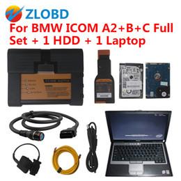 Model Software NZ - ZOLIZDA V2018.3 For BMW ICOM A2 laptop Newest ICOM A2+B+C for BMW Auto Diagnostic & Programming scanner engineers model icom a2