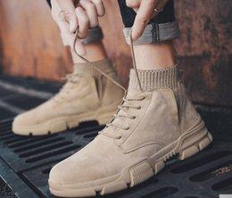 Novo Estilo Designer Meia Botas Mulheres Mid Calf Boots Botas de Couro Genuíno de Alta Qualidade Rodada Zip Botas de Neve Senhoras Sapatos Da Moda GG venda por atacado