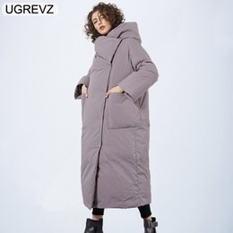 $enCountryForm.capitalKeyWord Australia - Brands New Winter Collection Of Jacket 2019 Stylish Windproof Female Coat 2019 Womens Quilted Coat Jackets Long Warm Parkas Tops T190824