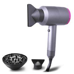 1400W Negative Ions Haartrockner mit Diffusor Professioneller Salon-Haartrockner Schnell trocken, geräuscharm, mit Konzentrator, Diffusor im Angebot