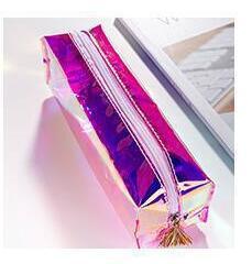 $enCountryForm.capitalKeyWord Australia - Japan and South Korea laser pen bag transparent paper bag PVC stationery storage bag