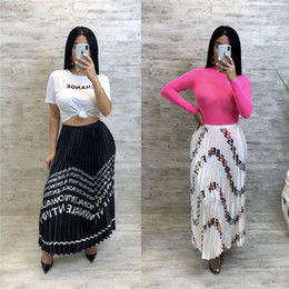 ee617aa97 Long high waist pLeated skirt online shopping - Fends FF Women Accordion Pleated  Skirt Lady High