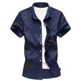 Dobby T Shirts Australia - mens designer t shirts t shirt clothes white tshirts 6xl men's summer short-sleeved shirt plus fat large size ink printing shirt 95-250 kg