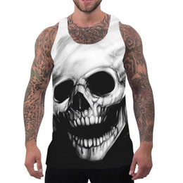 mens sleeveless tank tops NZ - Wholesale- Summer Vest Sport Gym Clothing Musculation Sleeveless Tank Tops Mens Fitness Clothing Fashion