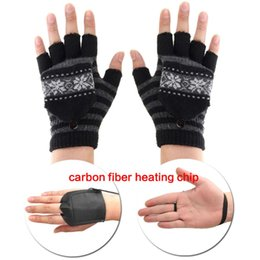 Kind-Hearted 1 Pair 8cm*18cm 5v Usb Heated Socks Carbon Fiber Pads Electric Heated Insoles Winter Warm Arm Hands Waist Heated Gloves Pretty And Colorful Shoe Accessories
