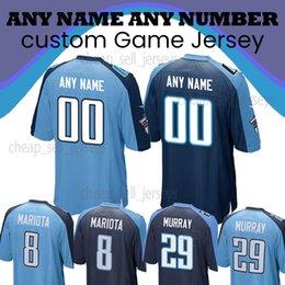 $enCountryForm.capitalKeyWord NZ - Customized jersey 8 Marcus Mariota Titans Jersey Tennessee 2 Derrick Henry 29 Demarco Murray Football Jerseys