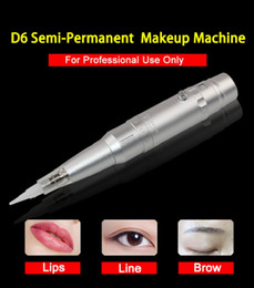 Lip Polish Australia - Plug-in models Semi-permanent tattoo pens Eyebrows Semi-polishing machine Applicable parts Lips Eyeliner Lips Nipple Small-scale tattoo