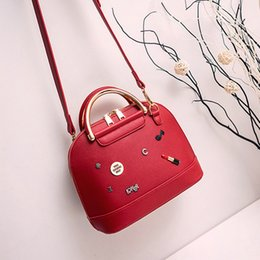 Brides Hand Bags Australia - Belle2019 Bag Marry # Woman Bride Bridesmaid Wedding Use Real Atmosphere Hundred Take Hand Mention The Messenger Shell