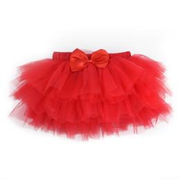 d3421afeb Baby Girls Skirts Tutu Clothes Baby's Ballet Dance Pettiskirt Summer Newborn  Princess Bow Chiffon Miniskirt Birthday Gifts