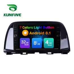 $enCountryForm.capitalKeyWord Australia - Octa Core 4GB RAM 64GB ROM Android 8.1 Car DVD GPS Player Deckless Car Stereo For Mazda ATENZA 2014-2016 Radio Headunit Device