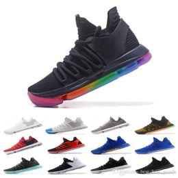 $enCountryForm.capitalKeyWord UK - Cheap Brand Kd 10 Anniversary University Red Still Kd Igloo Betrue Oreo Men Basketball Shoes Kevin Durant Elite Sport Sneakers Kdx 40-46