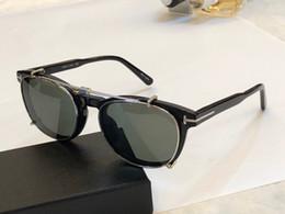 Dual sunglasses online shopping - New fashion designer Sunglasses cat eye frame optical glasses sunglasses dual series popular simple style top quality UV400 lens eyewear N14